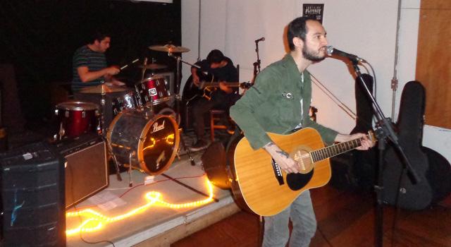 Sky Down e Microndas na Associação Cecília, projeto Noise Free
