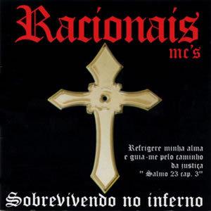 08 - Racionais MC's - Sobrevivendo No Inferno (1997)