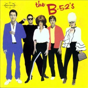 01 - The B-52's