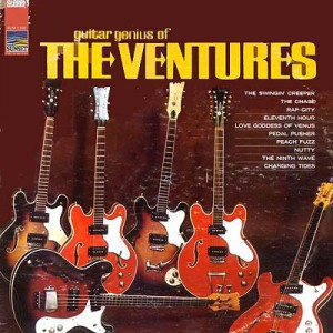 07 - The Ventures - Guitar Genius