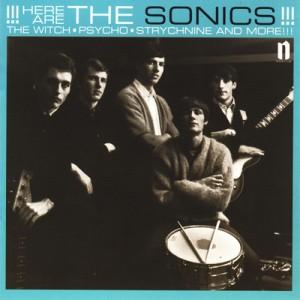 08 - Sonics - Here Are The Sonics