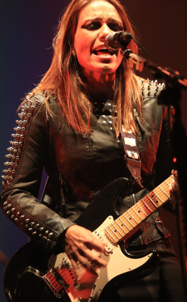 Show Michelle Abu - Georgia Branco
