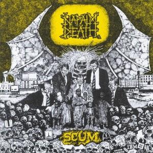 10 - Napalm Death (1987)